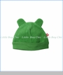 Zutano, Cozie Fleece Hat in Apple Green