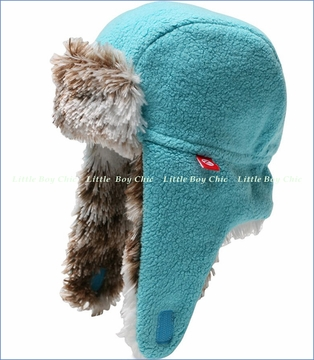 Zutano, Pool Cozie Shaggy Hat (c)