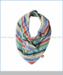Zutano, Stellar Stripe Bandana Bib in Multicoloured