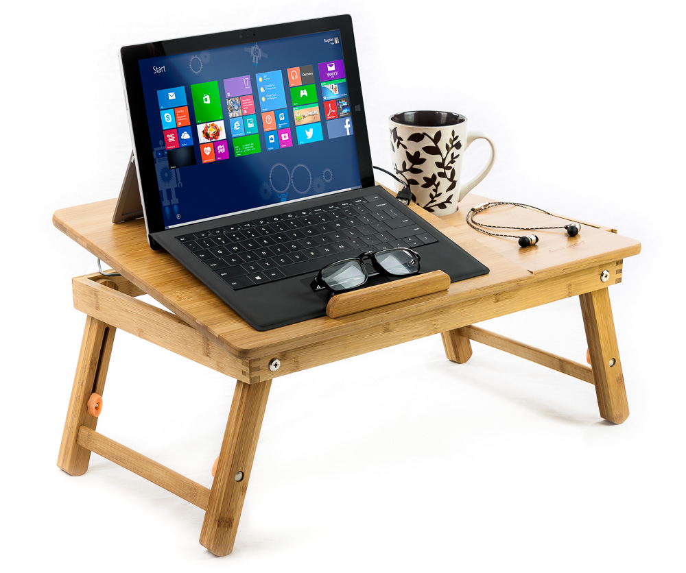 Laptop bed table tray - Laptop Bed Table Tray 0