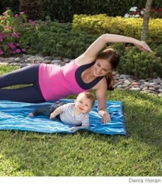 A Guide to Exercise for Babies and Toddlers