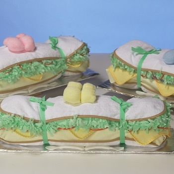 Baby Buffet Layette Sandwich (3 Colors Available)