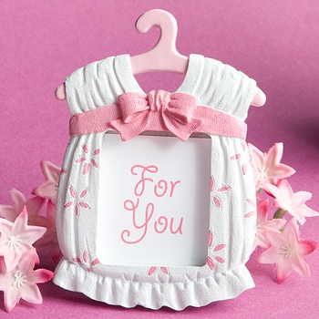 Baby Girl Jumper Picture Frame