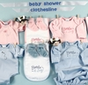 Baby Laundry Shower Gift For Twins