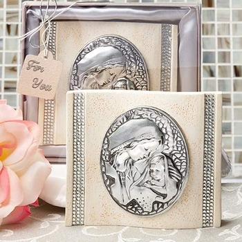 Blessed Madonna Plaque Religious Party Favor