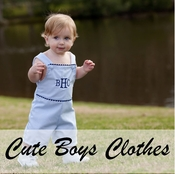 Boy Outfits & Clothing