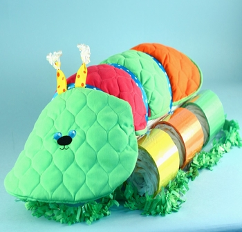Colorful Caterpillar Newborn Set