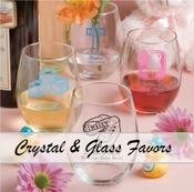 Crystal & Glass Favors