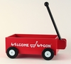 Deluxe Twins Wagon For Girls (Can be Personalized)
