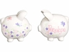 Extra Large Hand Painted Piggy Bank (Boy & Girl Designs)