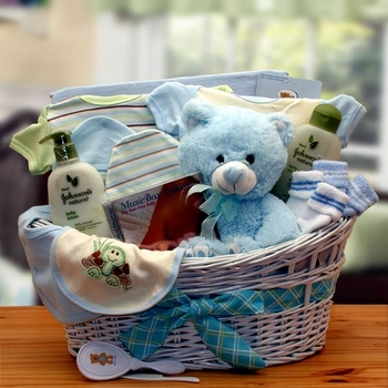 Grand Organic For The Baby Boy (Out of stock)