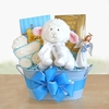 Inspirational Baby Boy Basket