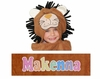 Little Lion Personalized Hooded Towels