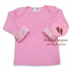 Luxurious Girls Baby Outfit Layette Set