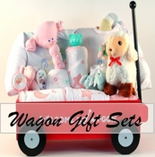 Mini Wagon Baskets
