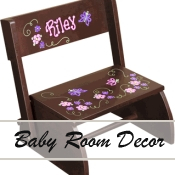 Nursery Decor And Furniture