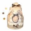 Organic Fun Diaper Cake (Bear Or Bunny) (Out of Stock)