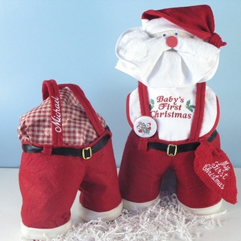 Personalized Baby Christmas Gift