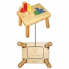 Personalized Baby Name Puzzle Train Seat