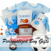 Personalized Boy Gifts