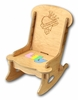 Personalized Butterfly or Princess Rocking Chair