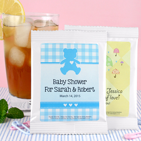 Personalized Iced Tea Packets (28 Designs Available)
