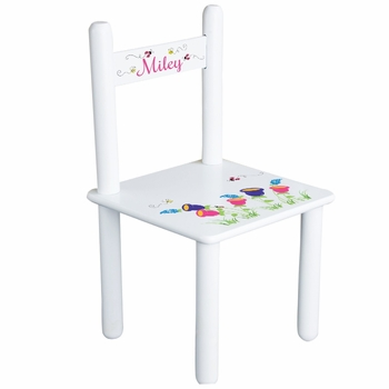 Personalized Little Chair