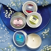 Personalized Scented Travel Candles