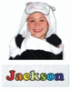 Personalized Towels (Tiger Cow or Zebra)