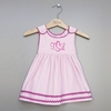 Pink Corduroy Dresses (Can be Personalized)