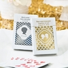 Playing Cards In A Personalized Box