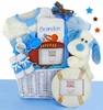 Puppy Sports Basket for Boys