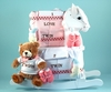 Rocking Horse Gift Set For Twins
