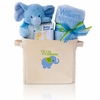 Tangled up in Blue Tote for Boys