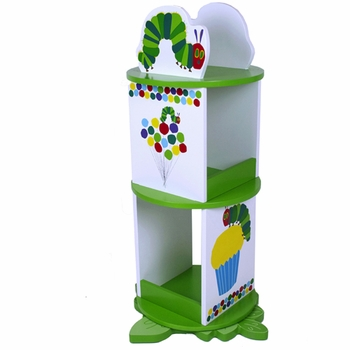 The Very Hungry Caterpillar Revolving Bookcase