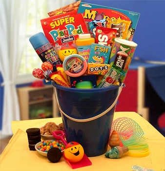 Yummy Fun Bucket