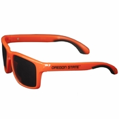 Oregon State Beavers Color Block Sunglasses - Orange