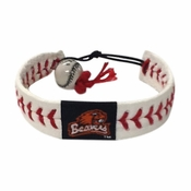 Oregon State Beavers Game Wear Baseball Bracelet