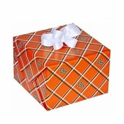 Oregon State Beavers Gift Wrap - Orange