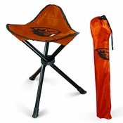 Oregon State Beavers Logo Camping Stool - Orange/Black