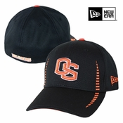 Oregon State Beavers New Era 39THIRTY&reg NCAA Training Camp Cap - Black