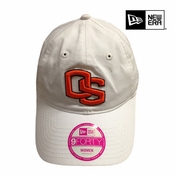 Oregon State Beavers New Era Women's 9FORTY&reg Fashion Essential Cap - White
