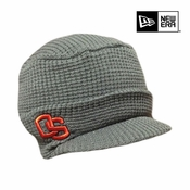 Oregon State Beavers New Era Women's Snow Sergeant Thermal Hat - Grey