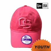 Oregon State Beavers New Era Youth 9FORTY&reg Fashion Essential Cap - Pink