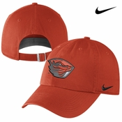 Oregon State Beavers Nike Dri-FIT 3D Tailback Cap - Orange