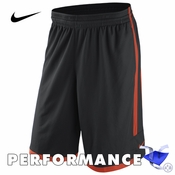 Oregon State Beavers Nike Dri-FIT Classic Shorts - Black
