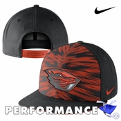 Oregon State Beavers Nike Dri-FIT Game Day Snapback Cap - Black