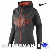 Oregon State Beavers Nike Dri-FIT Women's Fanatic Jacket - Black