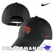 Oregon State Beavers Nike Dri-FIT Women's OSU Logo Cap - Black