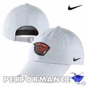 Oregon State Beavers Nike Dri-FIT Women's OSU Logo Cap - White